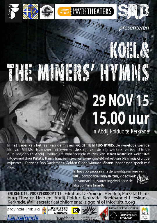 KOEL & THE MINERS HYMNS